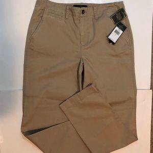 Lauren Ralph Lauren Classic Khaki Pants Size 8